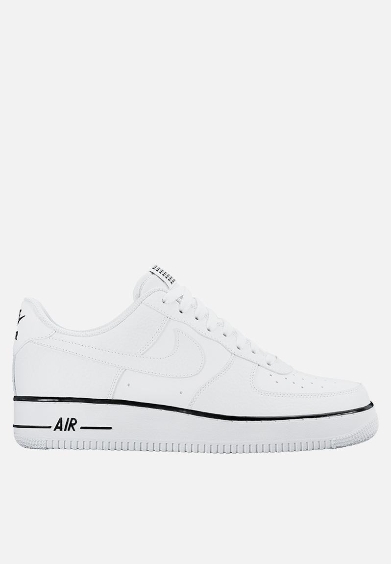 official photos 993a4 3b17a Nike Air Force 1  07 - 488298-160 - White