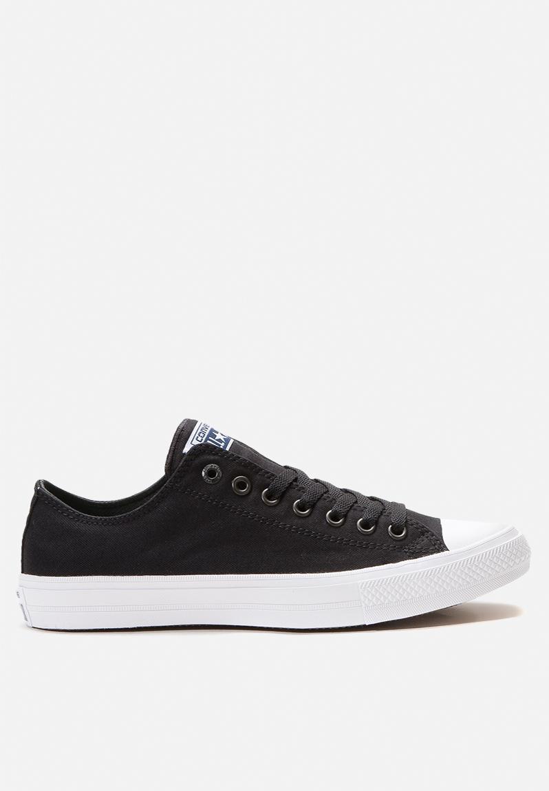 Converse CTAS II Low - 150149C - Black