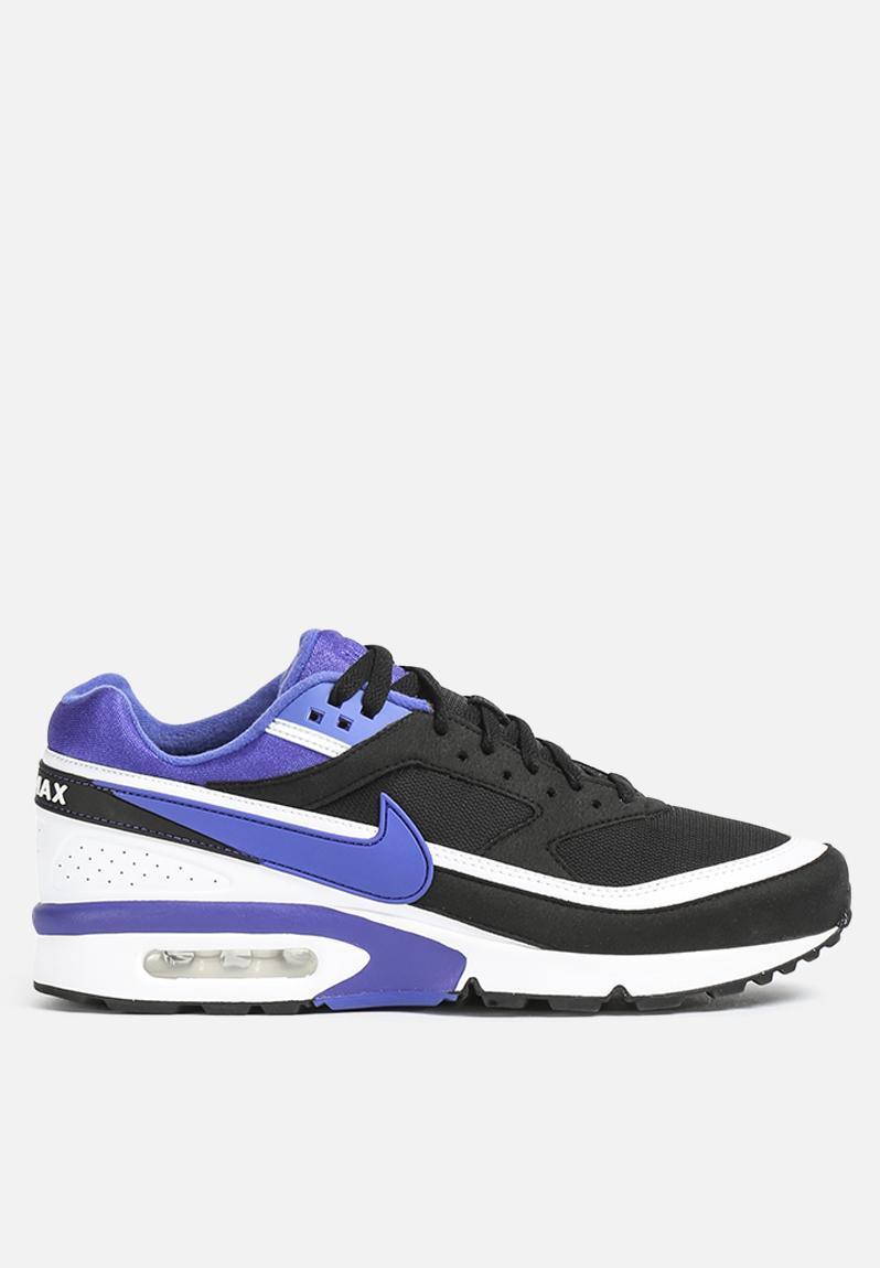 competitive price af2c6 c8acf Nike Air Max BW OG - 819522-051 - Black   Persian Violet   White Nike  Sneakers   Superbalist.com