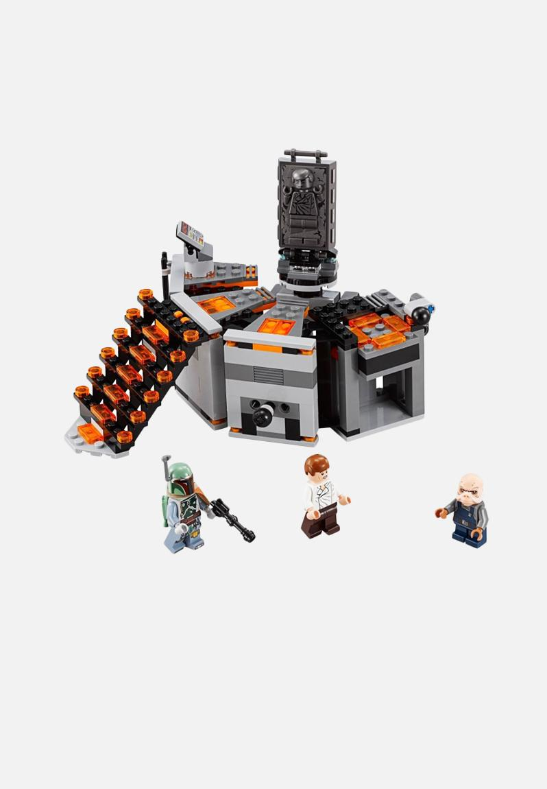 Carbon freezing chamber lego toys for Chambre lego