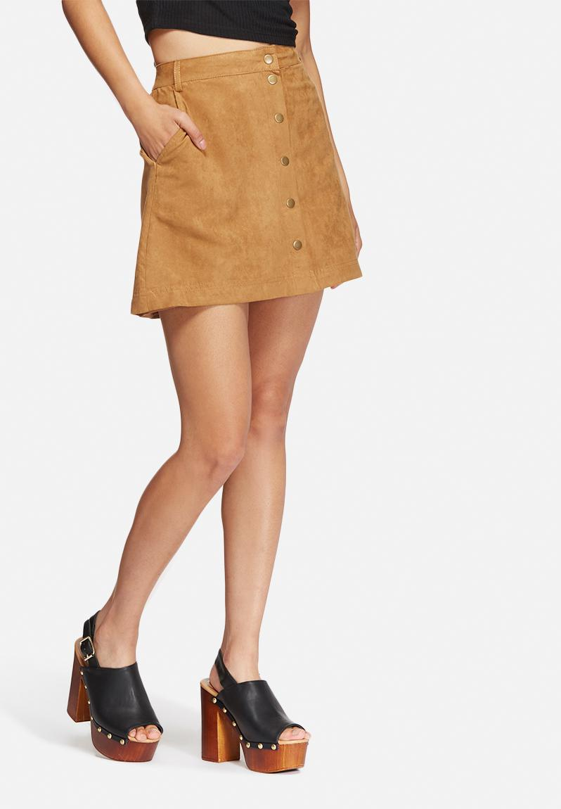 Creative Boohoo Womens Sofia Lace Up Side Leather Look Mini Skirt | EBay