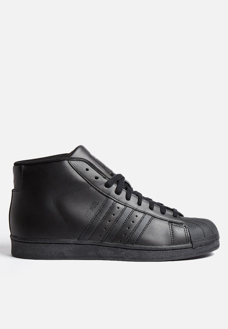 big sale 6024d d2d96 adidas Originals Promodel Foundation - S85957 - Core Black adidas Originals  Sneakers   Superbalist.com