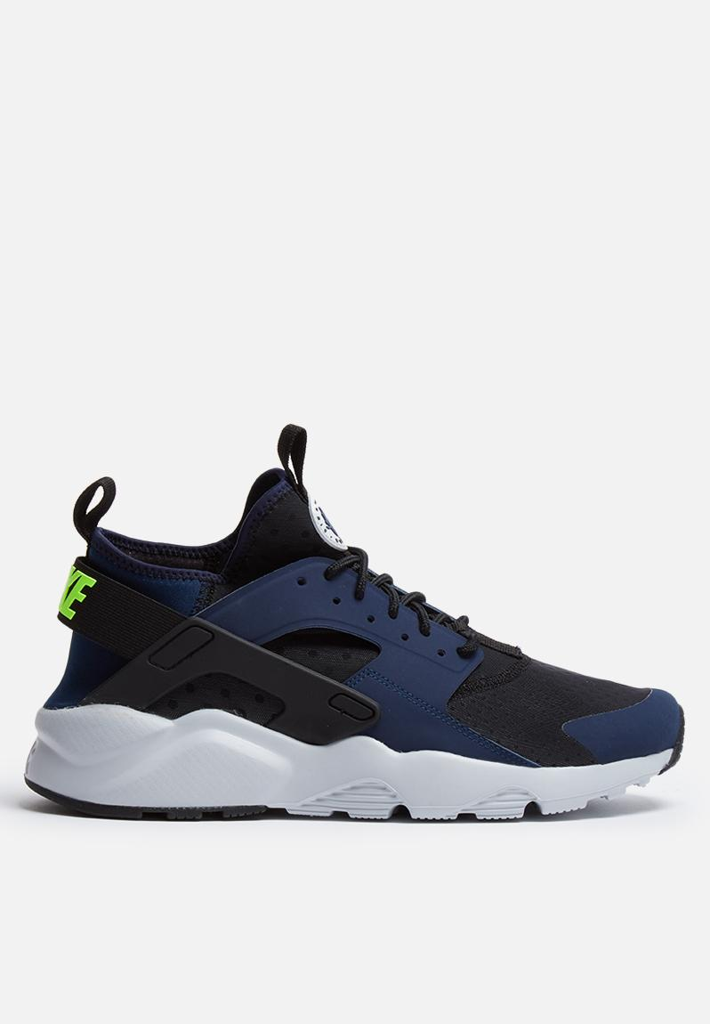 0c9c78015d7b Nike Air Huarache Run Ultra - 819685-403 - Mdnght Navy   Ghost Green Nike  Sneakers