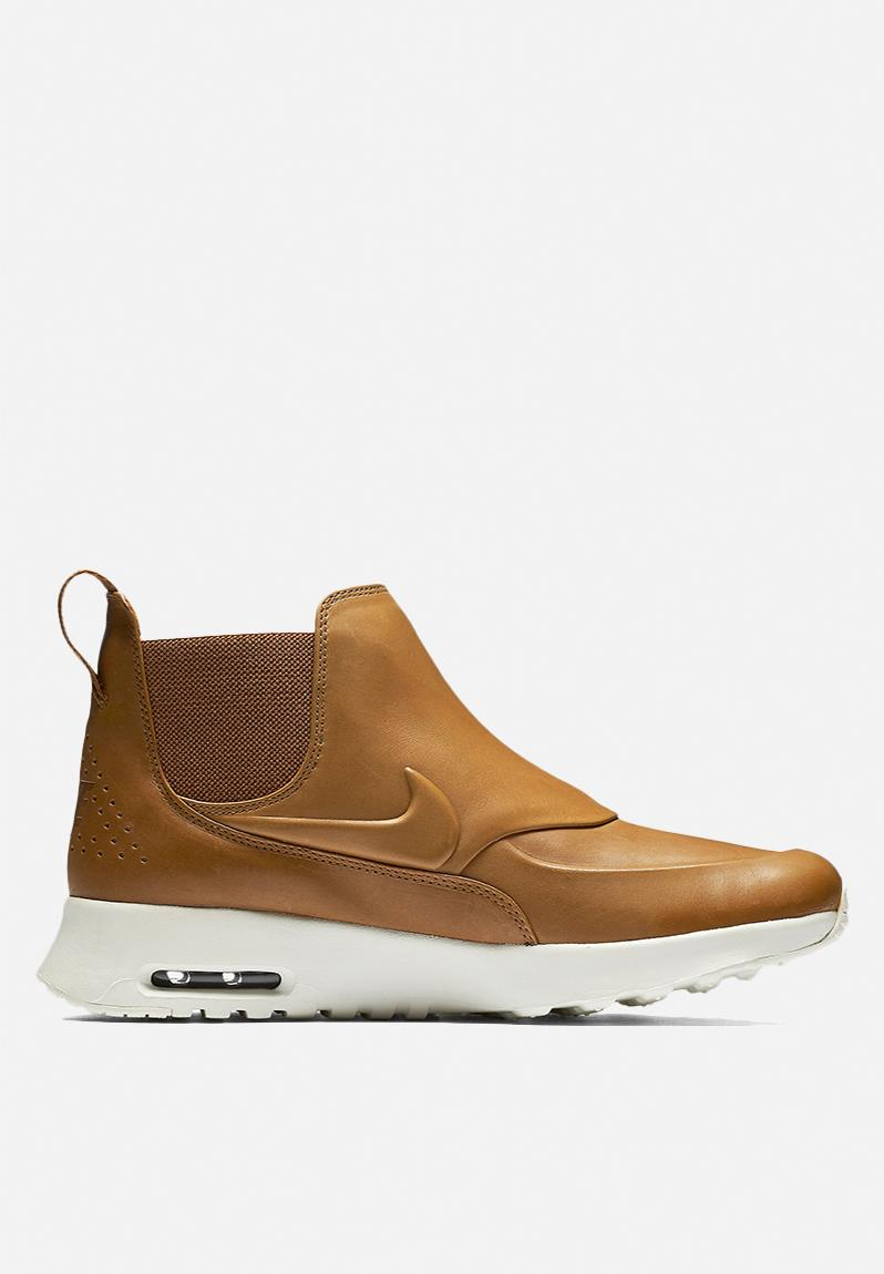 new style a24a4 53d01 Nike Air Max Thea Mid - 859550-200 - Ale Brown   Sail Nike Sneakers    Superbalist.com