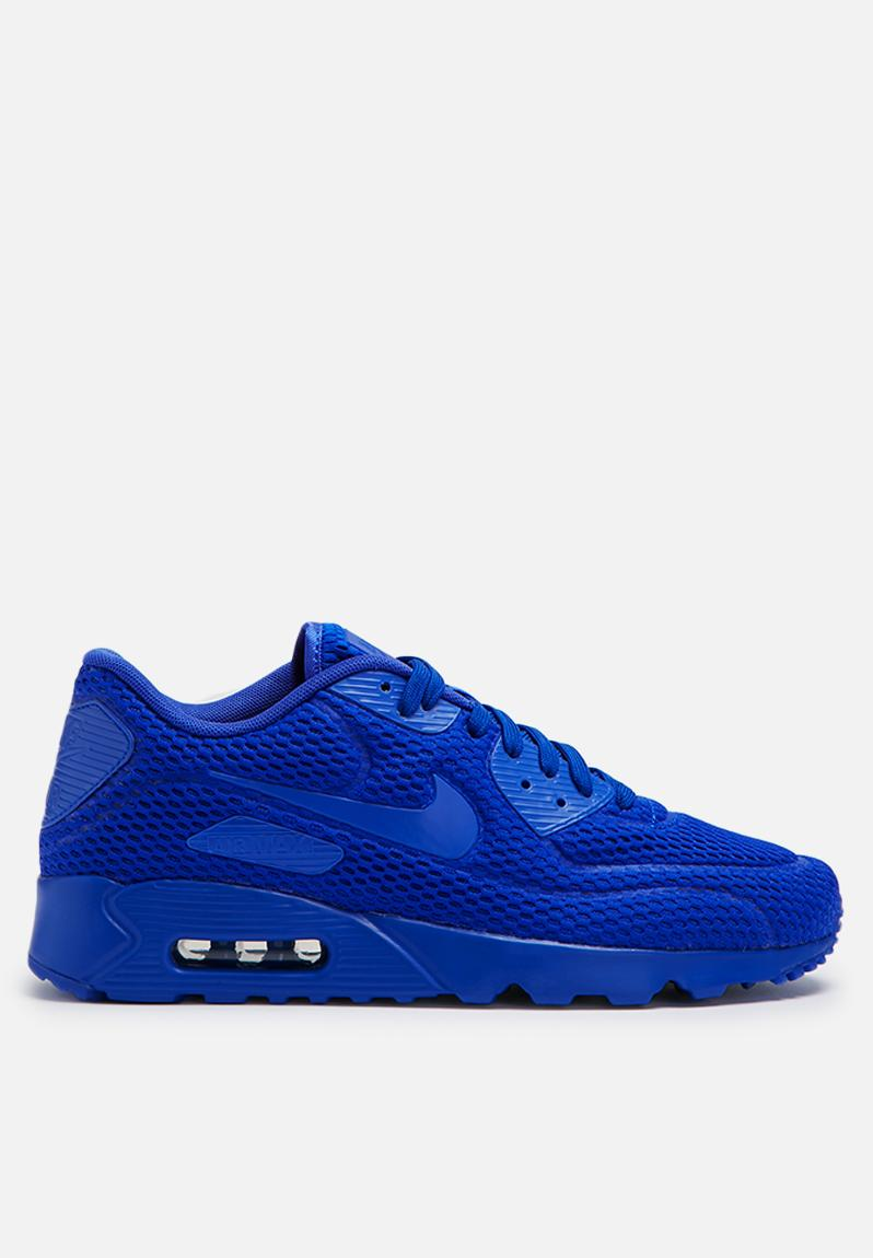 be82a07d4b96 Nike Air Max 90 Ultra BR - 725222-402 - Racer Blue Nike Sneakers ...