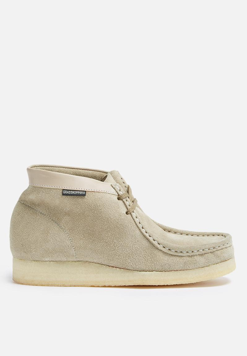 tobacco suede Grasshoppers Formal Shoes