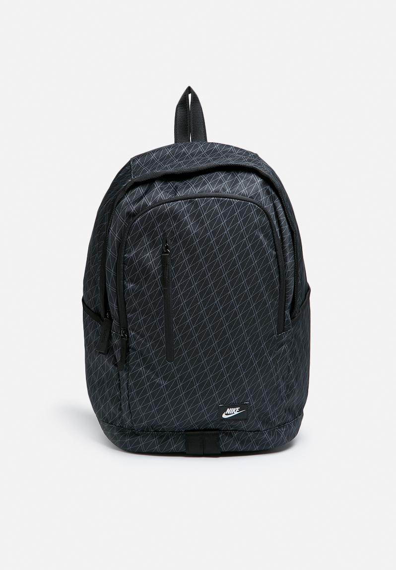 6837ef595055 Nike all access soleday - print-black Nike Bags   Wallets ...