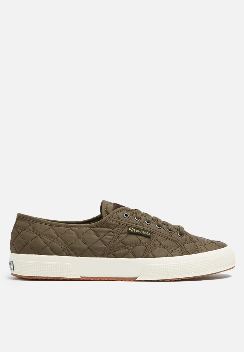 Superga Nylon Mid Sneakers Waterproof Military classic online cheap sale buy yMvKzRw1W