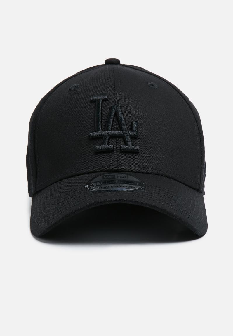 4624264b503 League essential 39Thirty LA Dodgers-black New Era Headwear ...