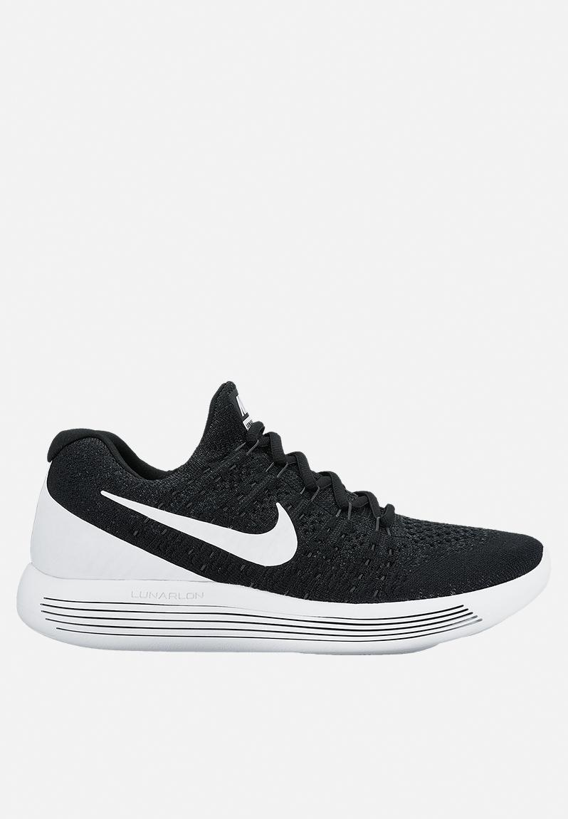 newest a71cf c34a3 Nike LunarEpic Low Flyknit 2 - 863779-001 - Black White-Anthr Nike Sneakers    Superbalist.com