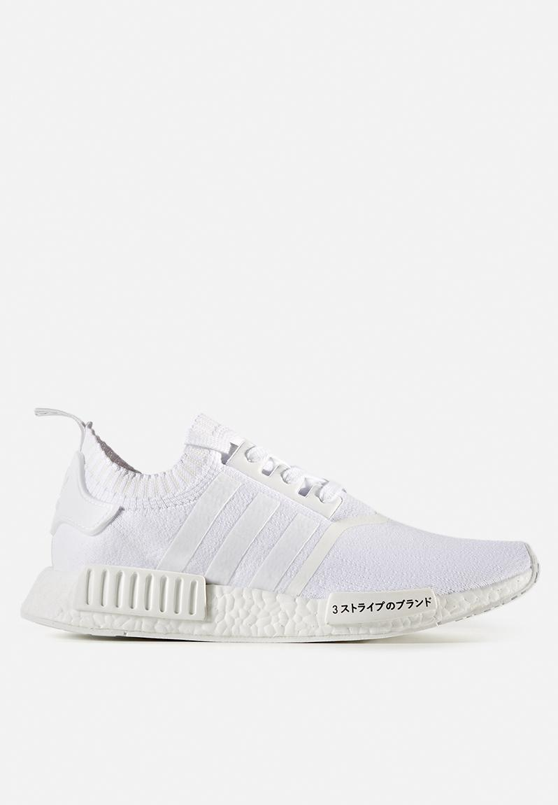 a7b3711fe adidas Originals NMD R1 PK - BZ0221 - Triple White  Japan Pack  adidas  Originals Sneakers