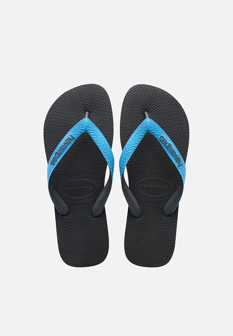 9d61fc32eab670 Top Mix - Grey Turquoise Havaianas Sandals   Flip Flops ...