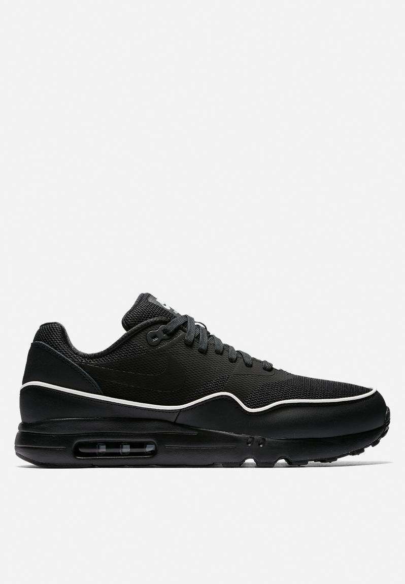 Cheap Brand Men Nike Air Max 1 Ultra 2.0 Essential Black
