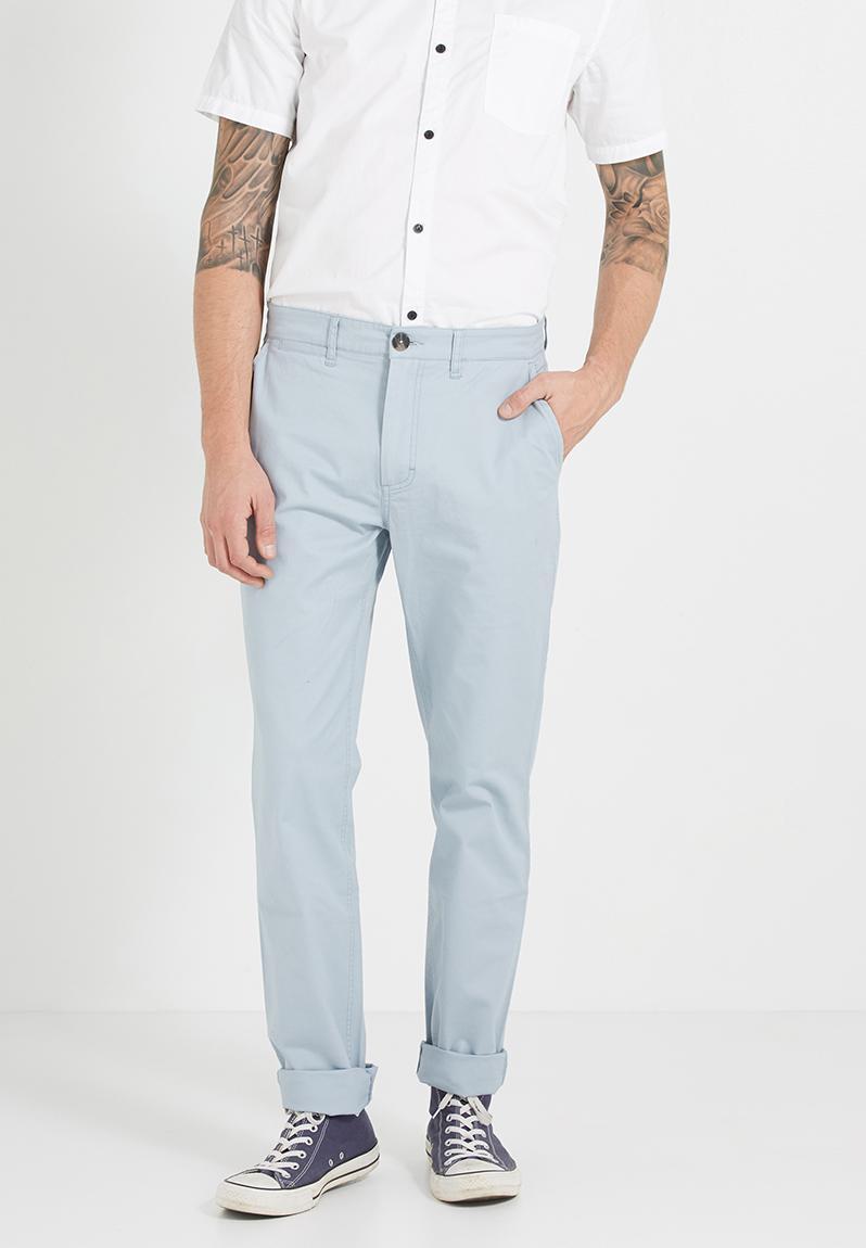 Knox Chino Pants Chalk Blue Cotton On Pants