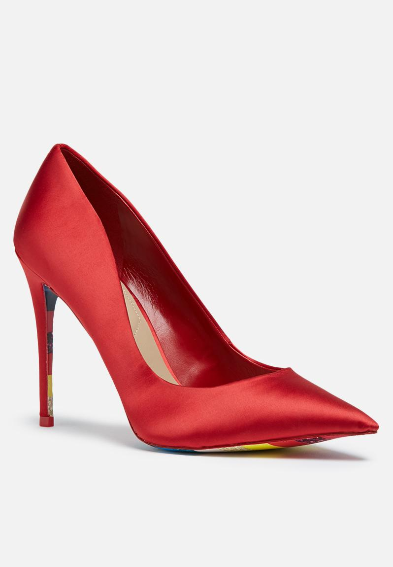 a94f740d5 Stessy- red ALDO Heels   Superbalist.com