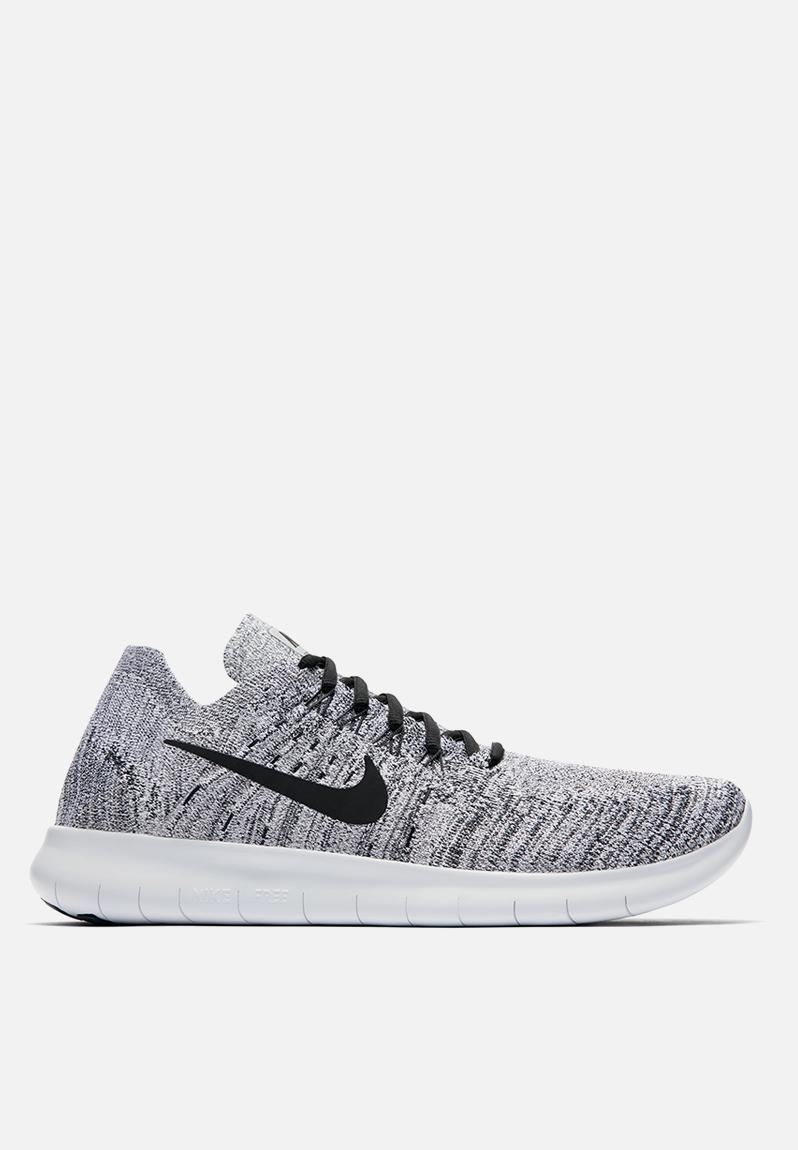 e454fca0cb267 Nike Free RN FK 2017 - 880843-101 - White   Black   Staelth Nike Trainers