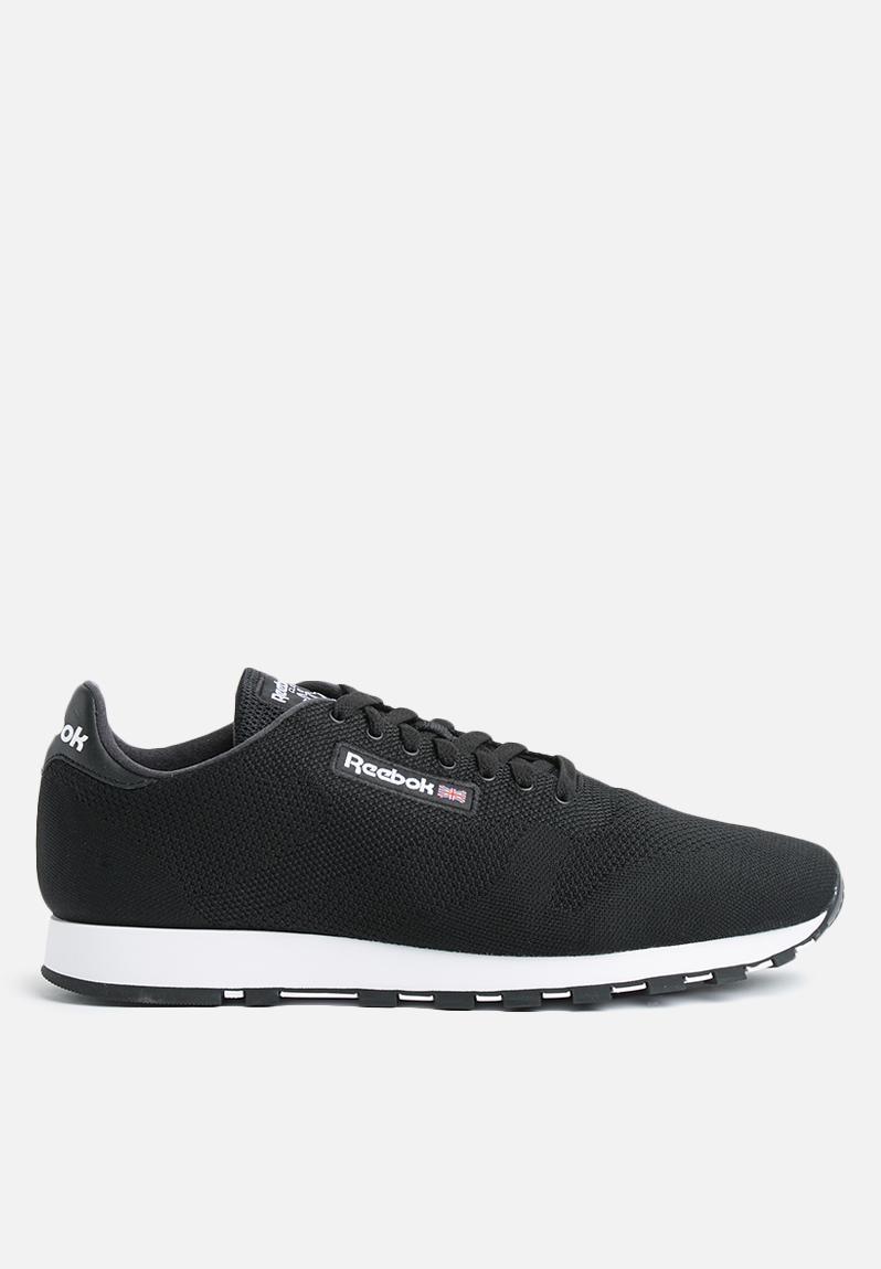 Reebok CL Leather ULTK-CM9876 - Black