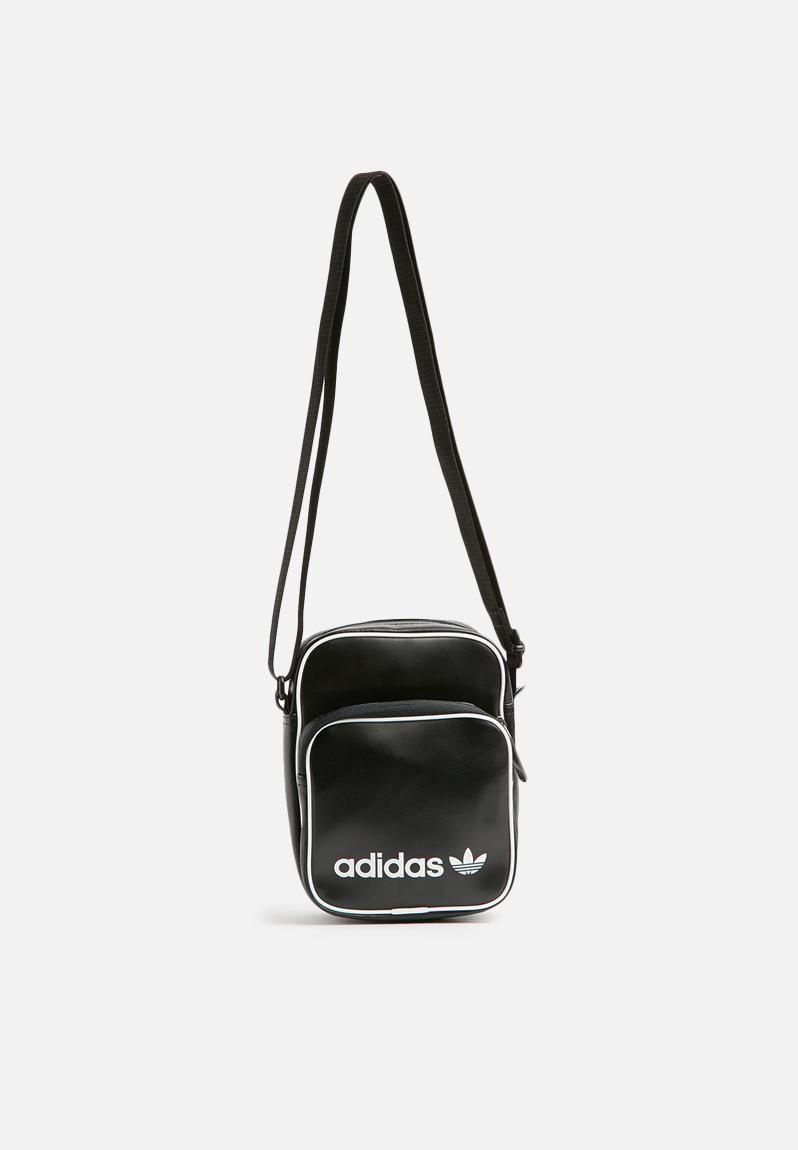 4b8ccf3372 Mini bag vintage - black adidas Originals Bags   Wallets ...