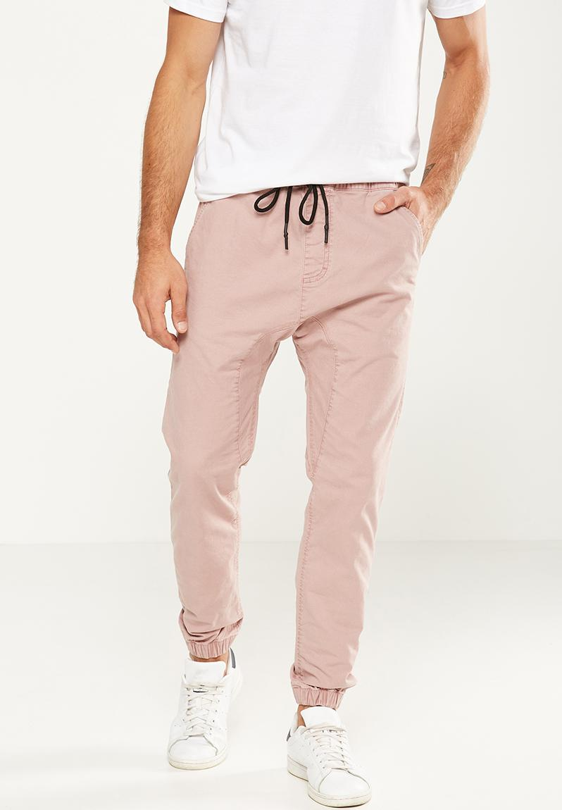 71abd2390601 Drake cuffed pant - misty pink Cotton On Pants & Chinos | Superbalist.com