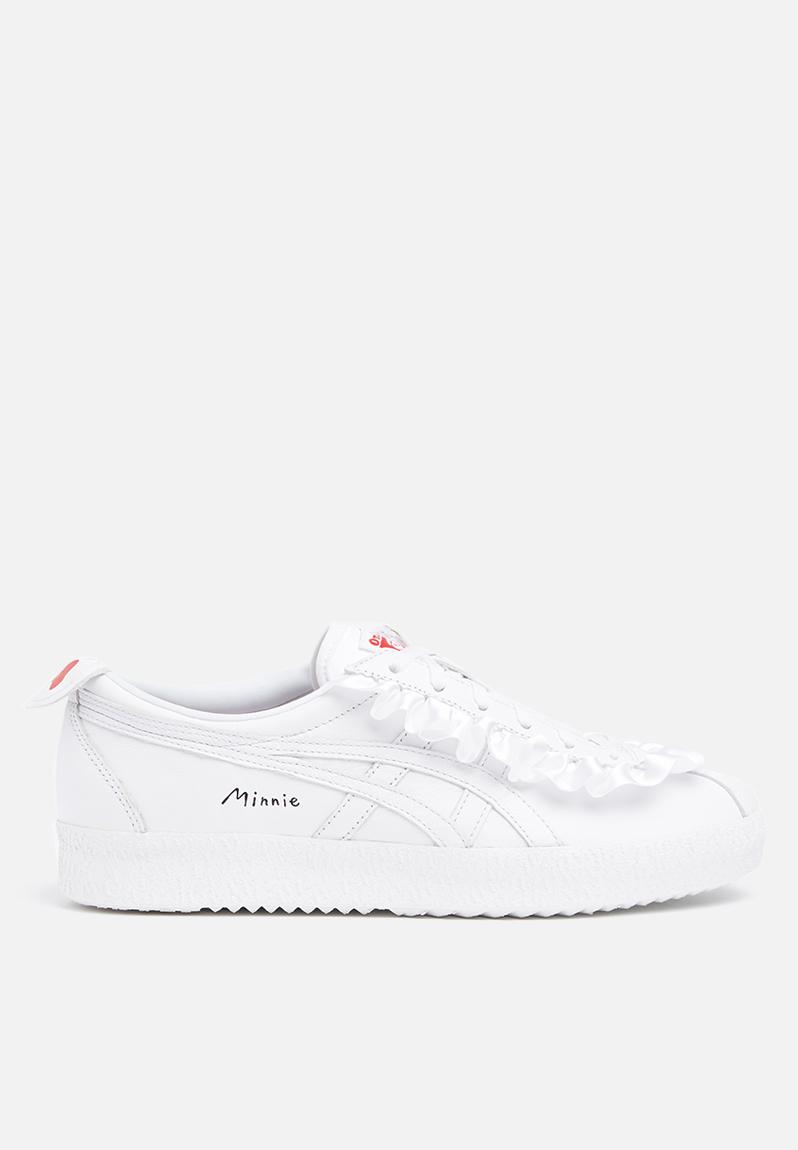 bce7e89cf0f1 Onitsuka Tiger X Disney Mexico Delegation - Minnie   White Onitsuka Tiger  Sneakers