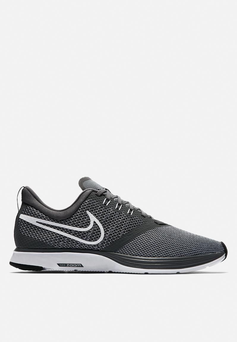 01dd03b4dc6b Men s Nike Zoom Strike Running Shoe - DARK GREY WHITE-STEALTH-BLACK Nike  Trainers