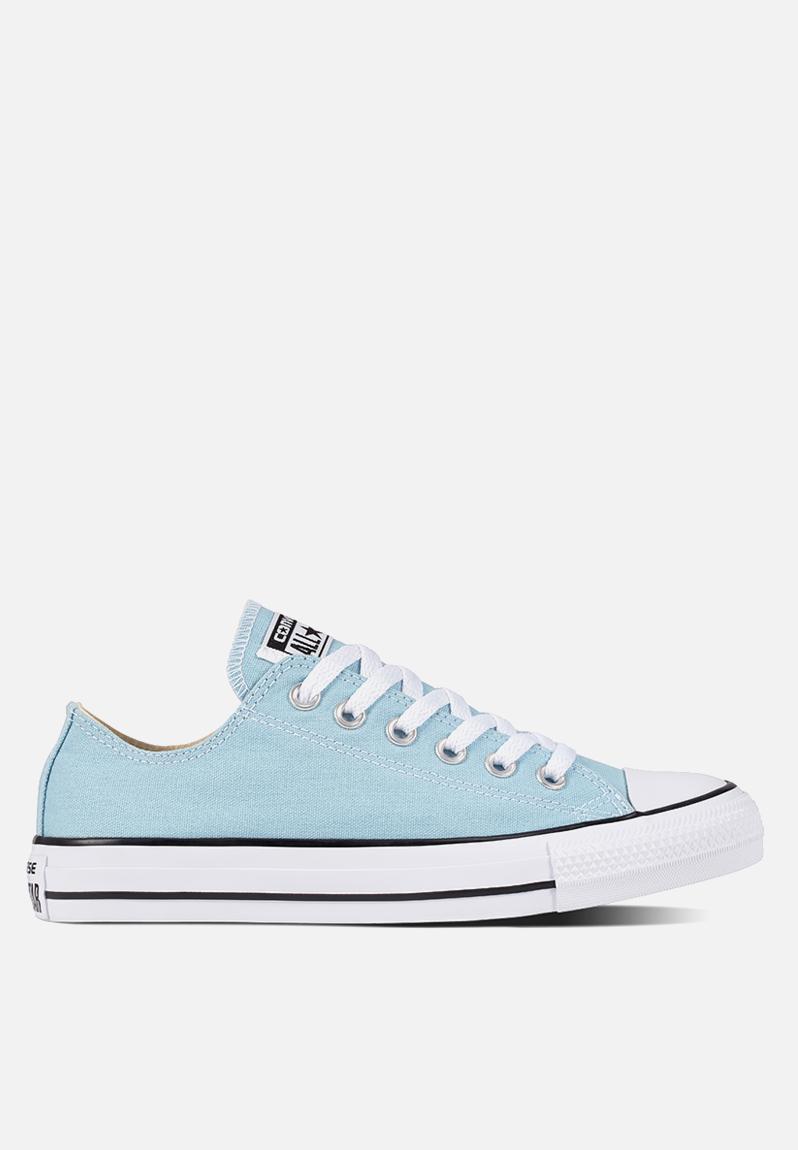 b140abf83492 Converse CTAS OX - 160460C - Ocean Bliss Converse Sneakers ...