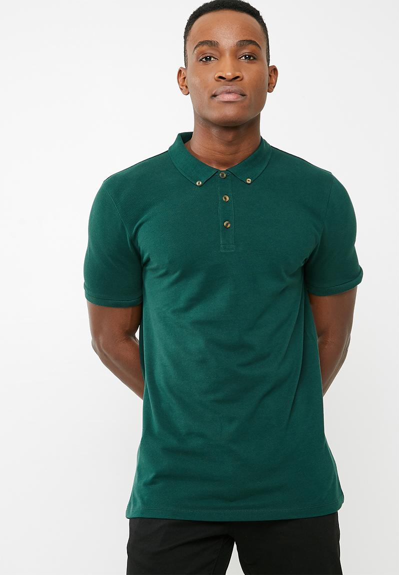 // Extra RW1328 S-10XL RTY Workwear Mens Pique Knit Heavyweight Polo Shirt