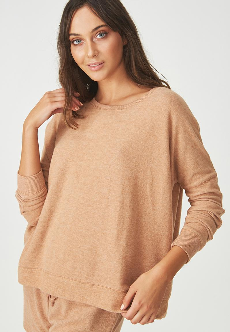 Shirred waist wrap blouse - Black dailyfriday Blouses