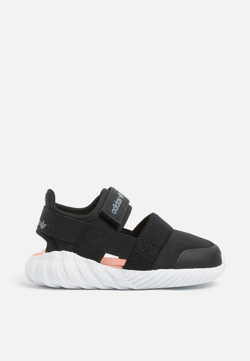 in stock d0c87 8119b Infants Doom Sandal I - black adidas Originals Shoes  Superb