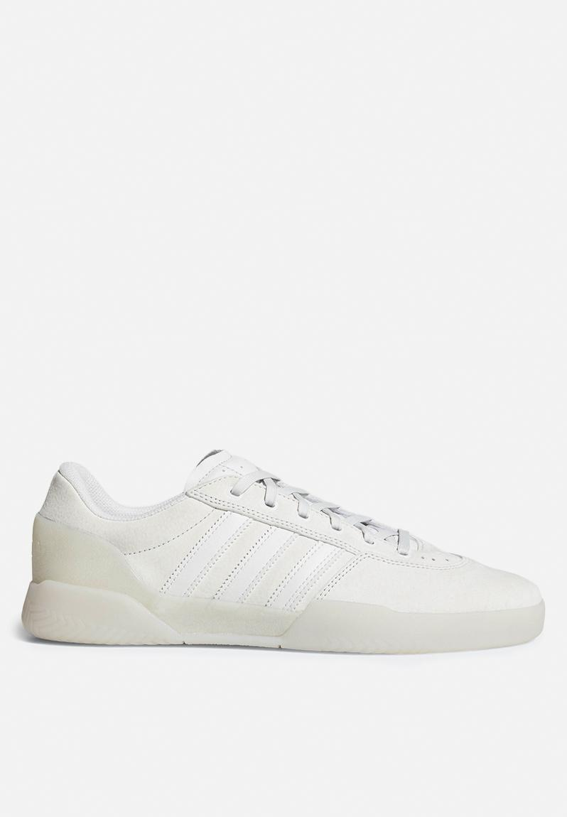 3140a6ad4bf0f5 adidas Originals City Cup - crystal white adidas Originals Sneakers ...