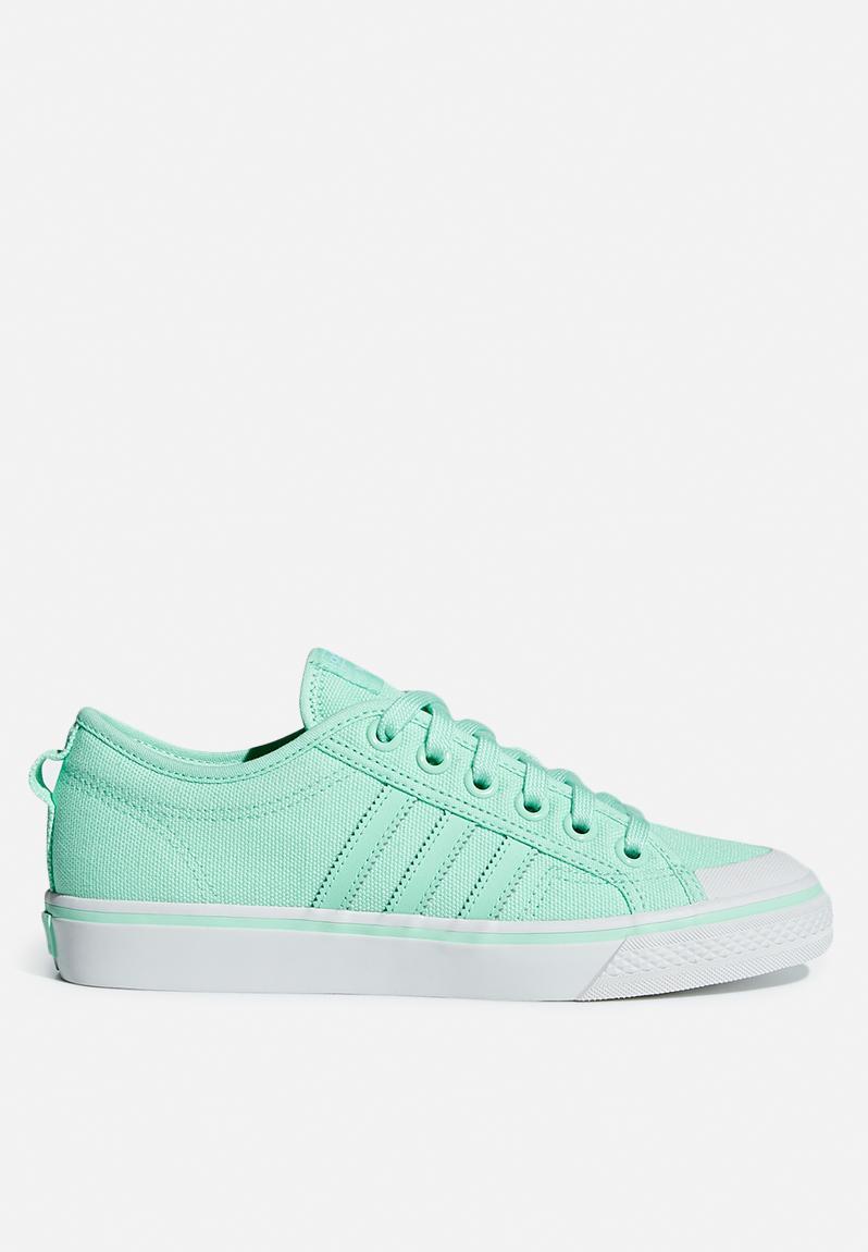 c7ab883f201 adidas Originals Nizza - clear mint clear mint crystal white adidas  Originals Sneakers