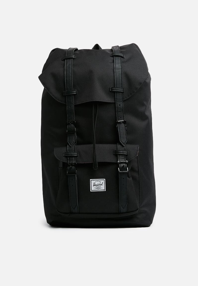 2c383bcf2c0 Little America backpack - black Herschel Supply Co. Bags   Wallets ...