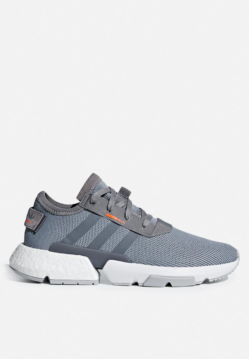 23977687760a POD-S3.1 - Grey Three F17   Solar Orange adidas Originals Sneakers ...