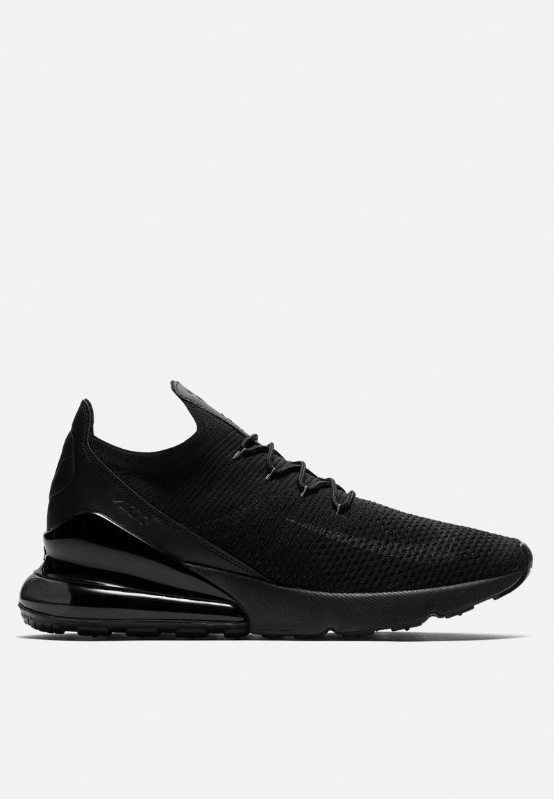 61eb1e82cf Nike Air Max 270 Flyknit - AO1023-005 - Black/Anthracite Nike Sneakers |  Superbalist.com