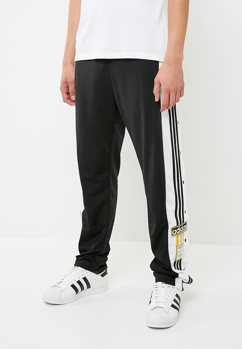 og adibreak tp - black adidas Originals Sweatpants   Shorts ... 68c2bdf33c4