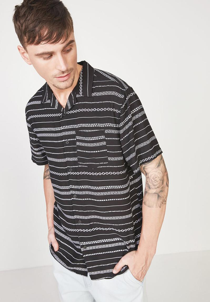 8fbb374d 91 short sleeve shirt - tracks Cotton On Shirts | Superbalist.com