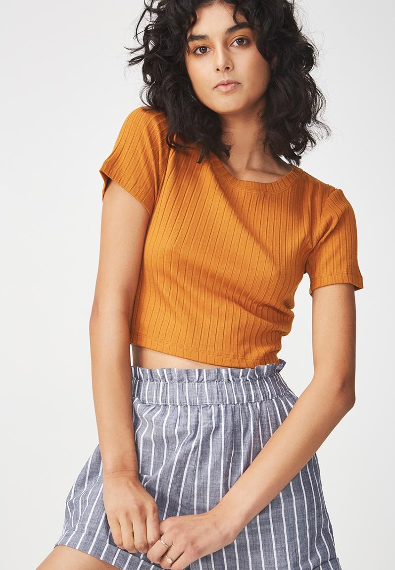 Super soft lounge top - maple marle Cotton On Sleepwear
