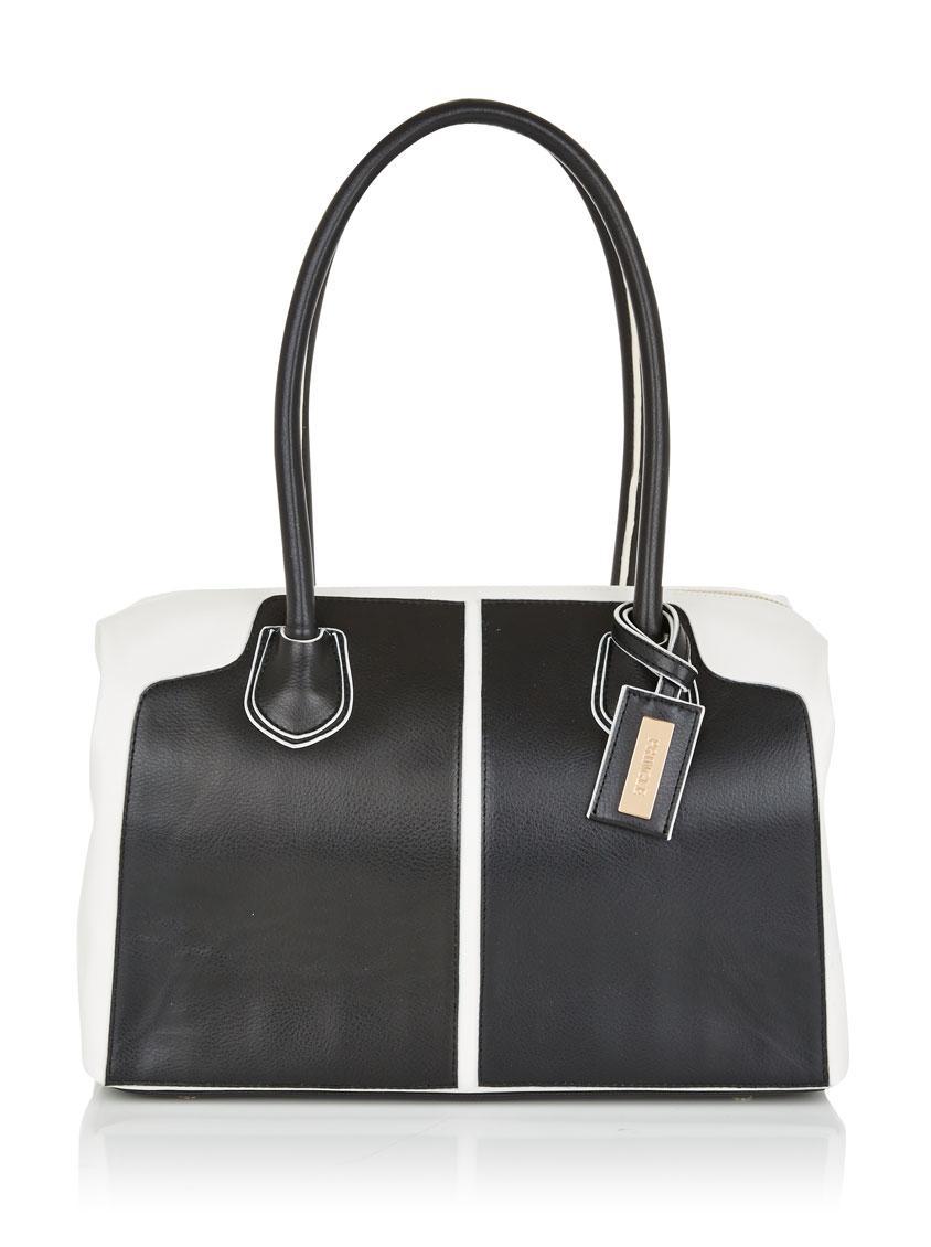 Annabel Shoulder Bag Black White Pringle Of Scotland Bags Purses Superbalist