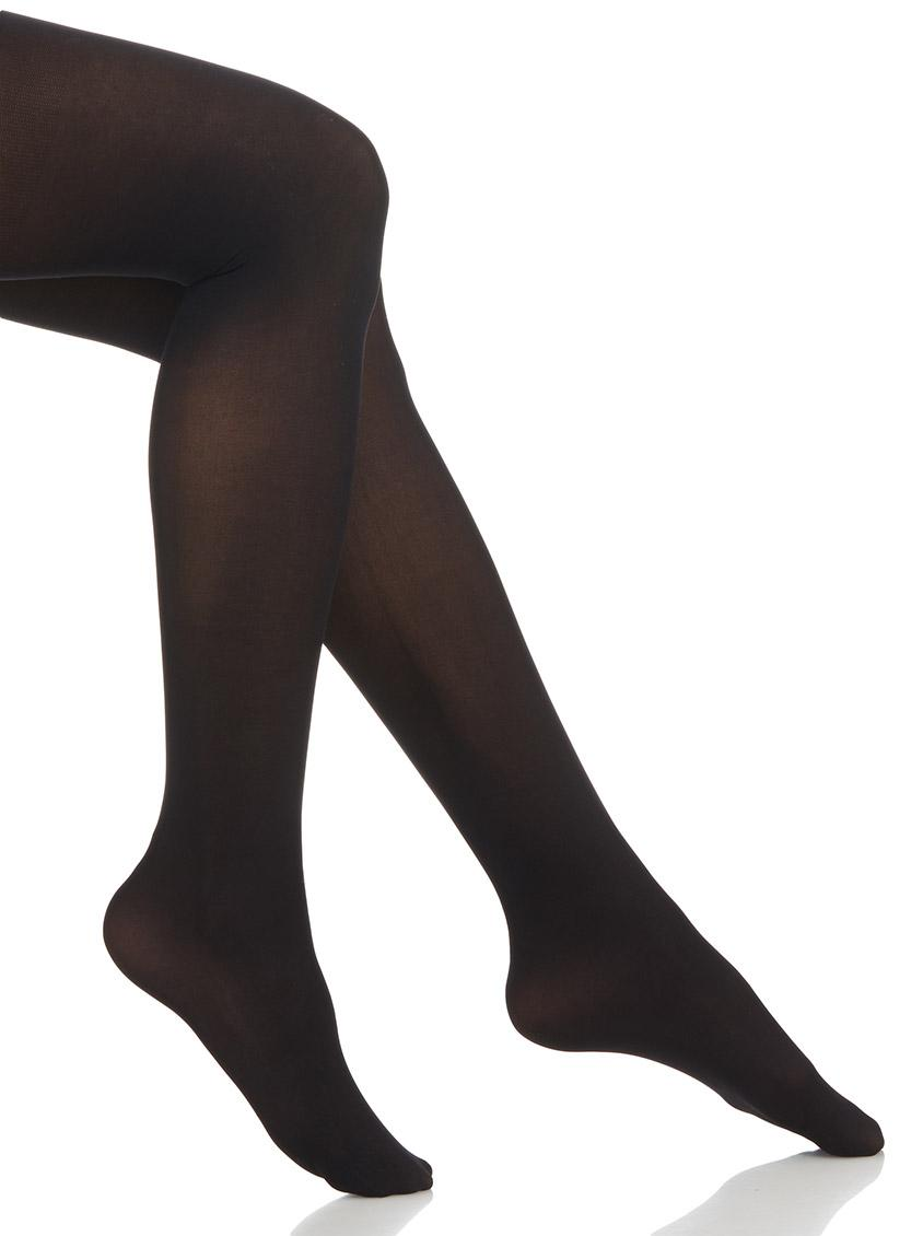 816957a755a Opaque Tights Black Cameo Stockings   Socks