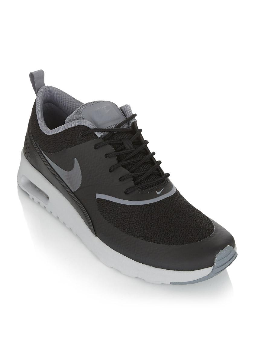aec4416f464 Air Max Thea Sneaker Black Nike Trainers