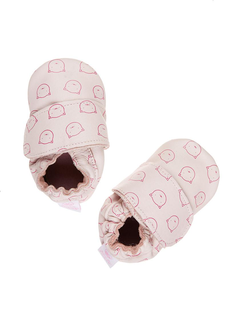 9e52219d1a72 Pink Cat Basic Pull-On Pale Pink shooshoos Shoes