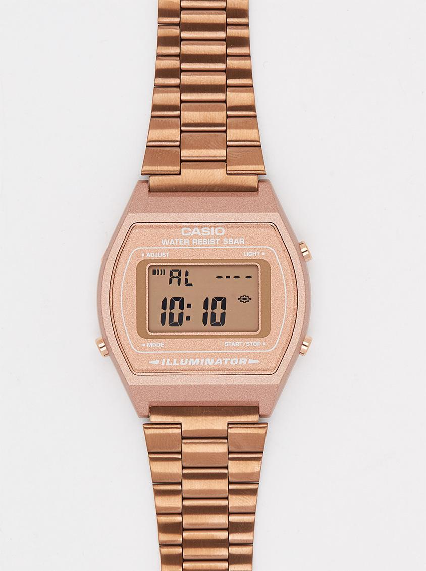 Casio Rose Gold Uhr