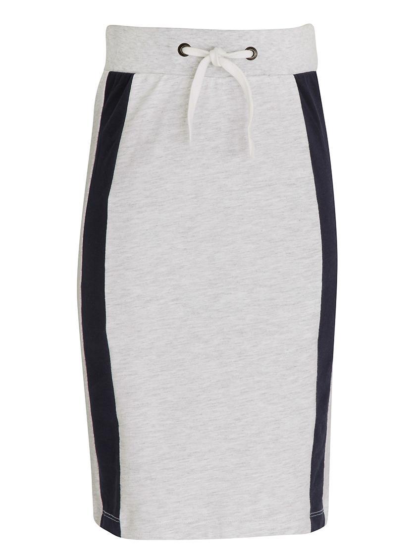 3b5499213 Cotton Jersey Pencil Skirt