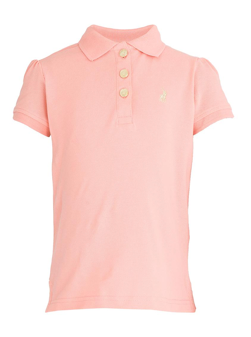Nina Ss Golfer Pale Pink Polo Tops Superbalist
