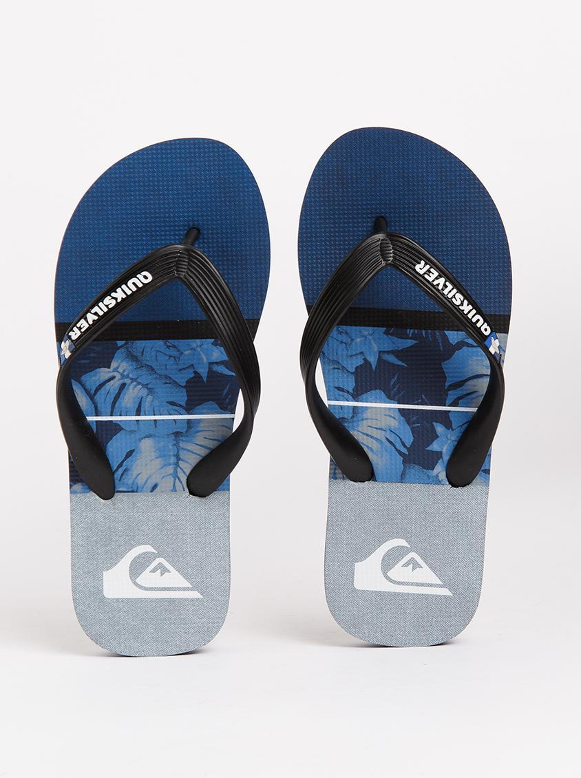 8d281cc44 Molokai Carillo Boys Black Quiksilver Shoes