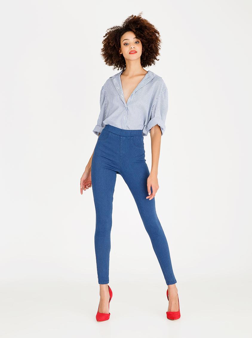 8af64b53489 Basic Jeggings Mid Blue STYLE REPUBLIC Jeans | Superbalist.com
