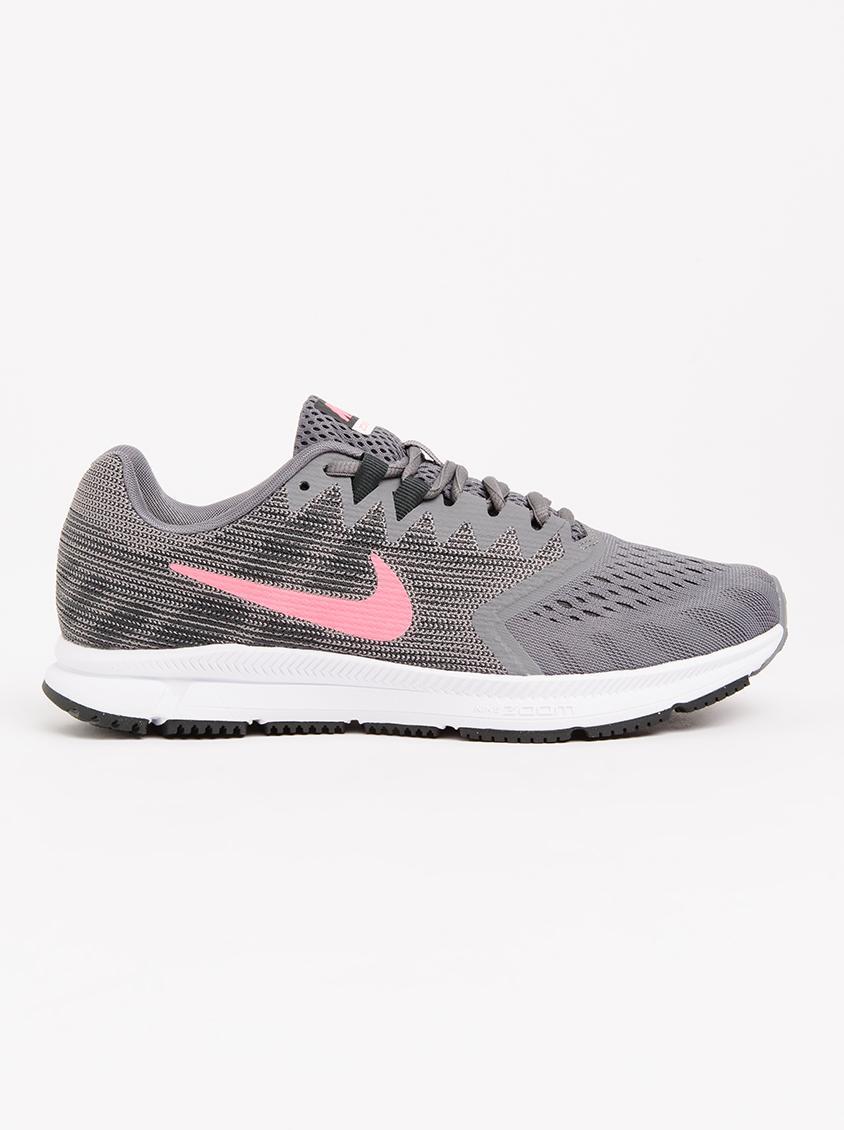 Nike Air Zoom Span Running Shoes Dark Grey Nike Trainers ... 5a435e205