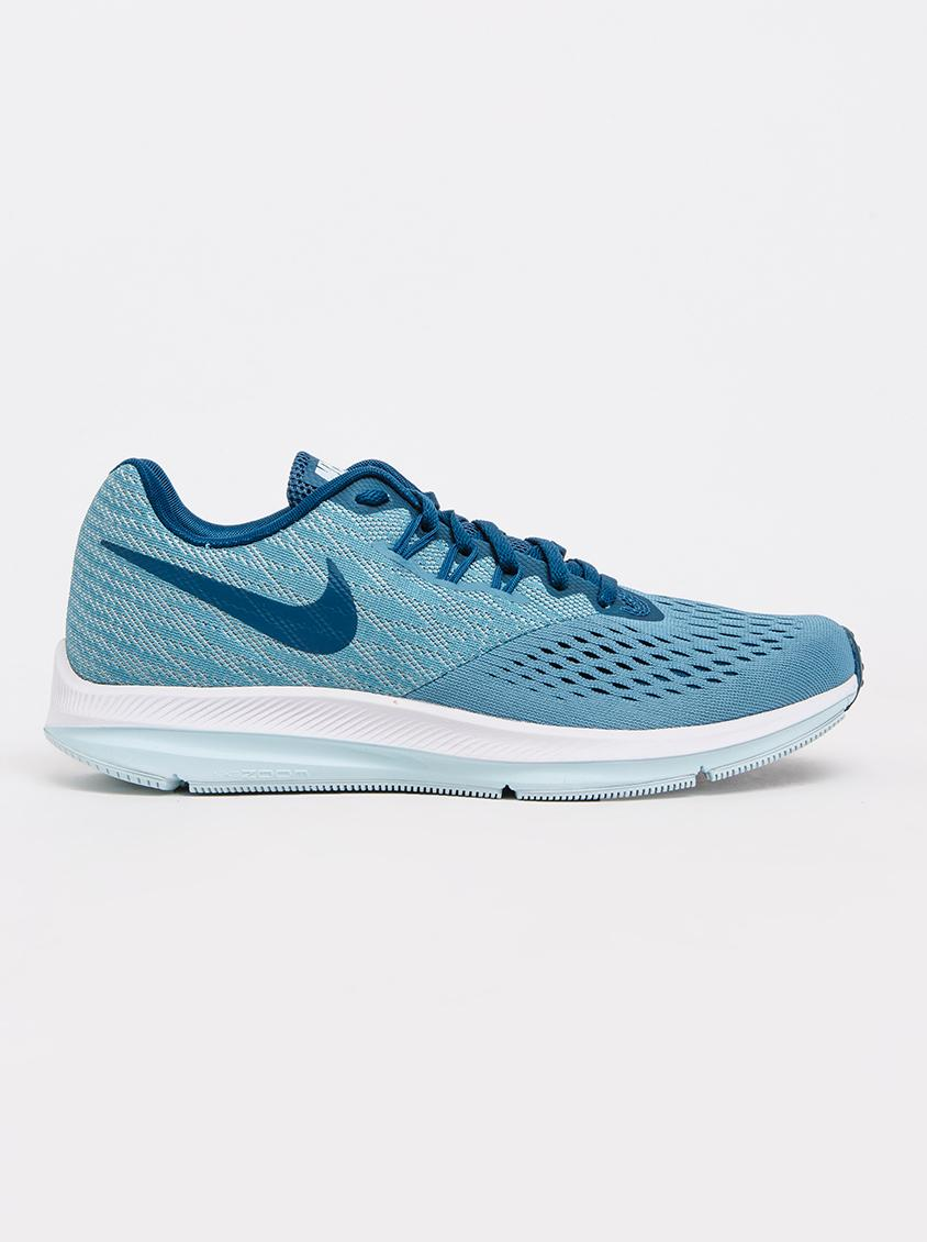 7c1c0a9f248a Nike Air Zoom Winflo 4 Running Shoes Blue Nike Trainers ...