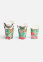 In Good Company - Tropical Cups