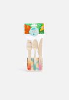 In Good Company - Tropical Cutlery